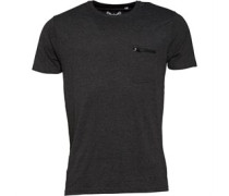 Herren Faustian T-Shirt Grau