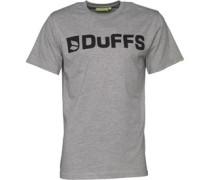 Herren T-Shirt Grey Marl