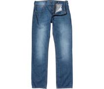 Duck and Cover Herren  Jeans in regulär Passform Mid Wash