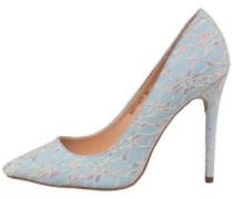 AX Paris Womens Misty Court Shoe Blue