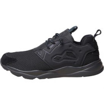 Herren Furylite Sneakers Schwarz