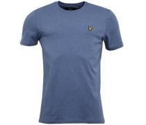 T-Shirt Mittelblau