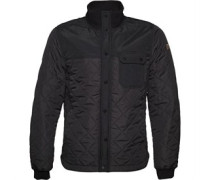 Duck and Cover Herren  Steppjacke Black