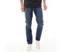 S1080 Jeans in Slim Passform Mittel