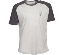 Herren Terrace T-Shirt Hellgrau
