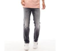 Tim Icon JJ 171 Jeans in Slim Passform Verwaschenes