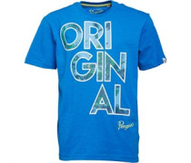Original Penguin Junior Original Pool T-Shirt Directoire Blue