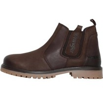 Yuma Chelsea Soho Schuhe Dunkel