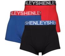 Herren Boxershorts in lose Passform Mehrfarbig