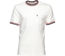 Original Penguin Mens Tour T-Shirt White Light