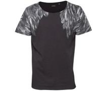 Herren Me-T-Markus T-Shirt Anthrazit