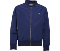 Lyle And Scott Jungen Deep Harrington Jacke Blau