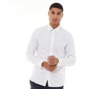 Slim Oxford Formell Hemd mit langem Arm