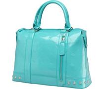 Little Mistress Womens Handheld Bag Blue