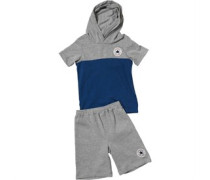Kleinkind Jungen Set Jogginganzug Vintage Grey Heather