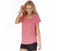Board Angels Damen T-Shirt Mehrfarbig