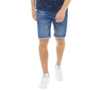 Treyforth Denim Shorts Mittel