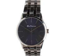 Ben Sherman Mens Bracelet Watch Silver
