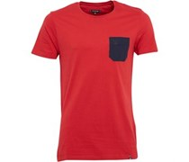 Herren Daniel Chilli T-Shirt Rot