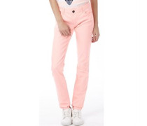 adidas Neo Damen Skinny Jeans Rosa