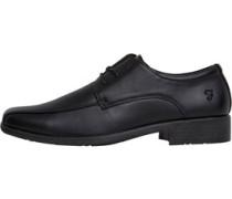 Farah Vintage Herren Sandbach Schuhe Schwarz
