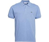 Lacoste Herren L1264 Polohemd Blau