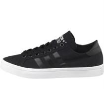 Herren Court Vantage Sneakers Schwarz
