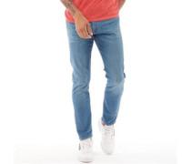 512 Jeans mit geradem Bein Stonewash