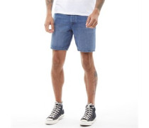 Rick Original AKM 725 Denim Shorts Stonewash