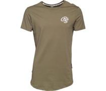 Kintore T-Shirt Olivengrün