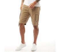 Basic Cargo Shorts Hellkhaki