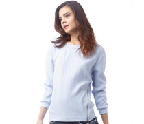 Ted Baker Damen Abony Sweatshirt Blau