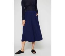 Culotte-Hose 'Misela' Marineblau
