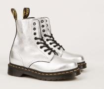 Boot 'Pascal Met' Silber