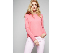 Cashmere-Pullover Himbeere