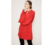 Hemdblusenkleid 'Zamora' Rot