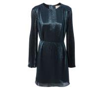 Kleid mit Plisee-Details Multi Blue