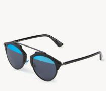 Sonnenbrille 'So Real' Schwarz