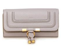 Portemonnaie 'Marcie Continental' mit Überschlag Cashmere Grey