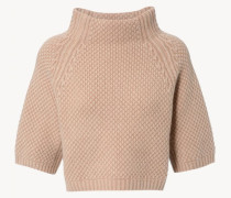 Grobstrick-Cashmere-Pullover 'Bell' Nude
