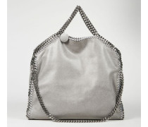 Shopper 'Falabella 2 Chain' Light Grey