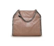 Handtasche 'Mini Tote Falabella' Taupe