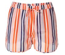 Shorts 'Beach Shorts' mit Streifen Multi