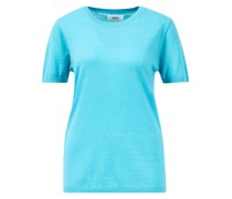 Cashmere Shirt Halbarm