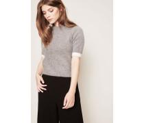 Wollpullover 'Daniella' Grey Melange