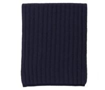 Cashmere-Schal Marineblau