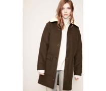 Mantel 'Boreale' Khaki