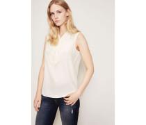 Bluse 'Julia Sleeveless' New Ivory