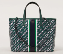 Shopper 'Gemini Link Small Tote' Green Multi