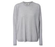 Lässiger Pullover 'Charel' Grau Mélange